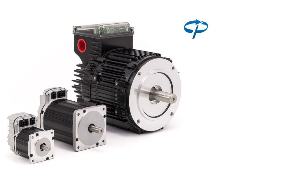 ClearPath all-in-one servo: brushless servo motor, high resolution encoder, digital servo drive, and motion controller
