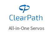 ClearPath all-in-one servos