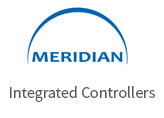 Meridian integrated controllers