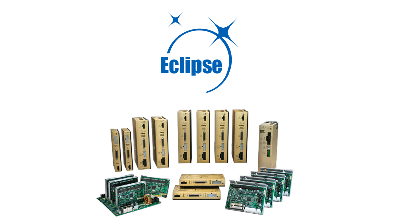 Entire Eclipse digital, high performance servo drive family