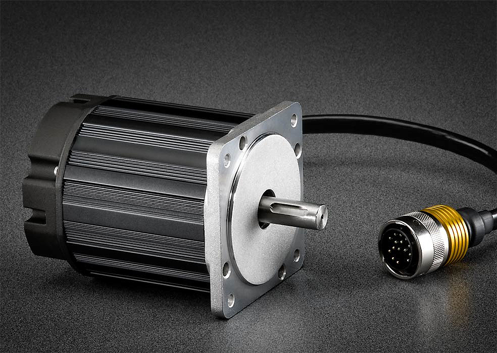 Brushless DC (BLDC) Servo Motors | AC Motors by Teknic