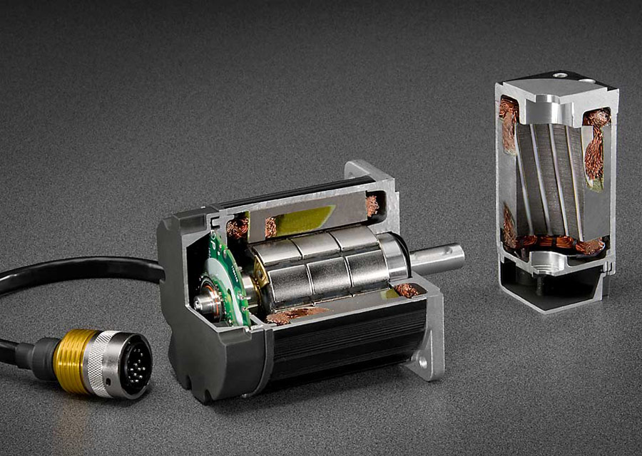 Brushless Dc Bldc Servo Motors Ac Motors By Teknic