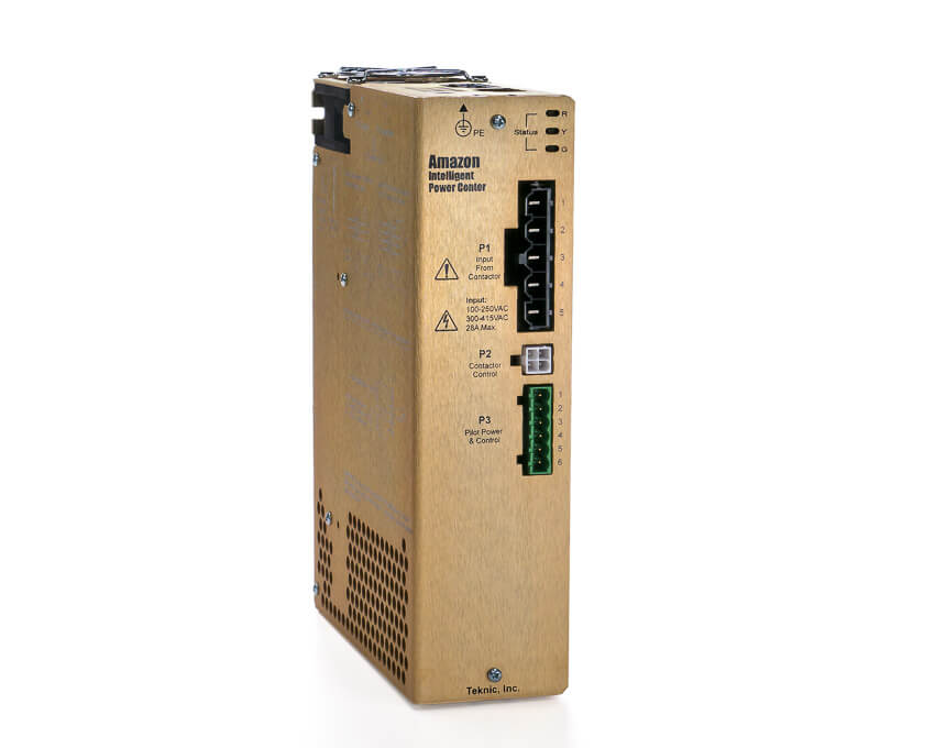 DC Power Supplies for Servo Motors and Stepper Motors, by Teknic