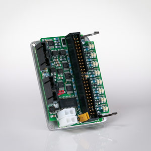 The IEX-808 component provides 8-in/8-out I/O expansion for only $6 per I/O point.