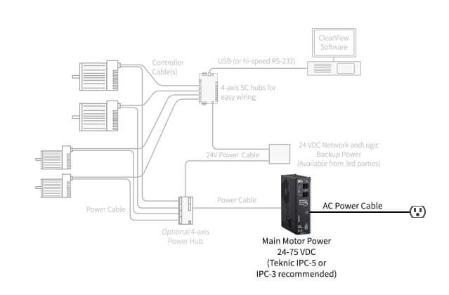 24vdc Power Supply Wiring Schematic - All Diagram Schematics on