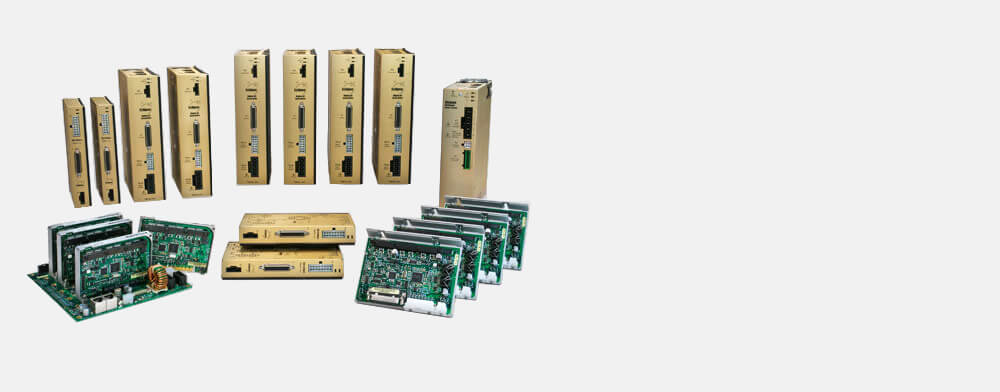 Eclipse digital, high performance servo drive family